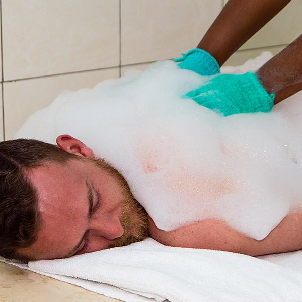 Massage at House of Asante Spa Polokwane