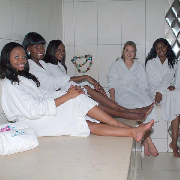 Hammam treatment at House of Asante Spa Polokwane