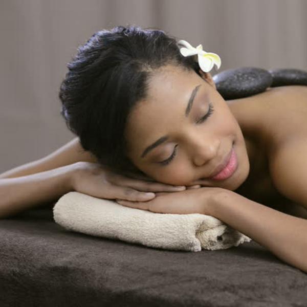 massage at Asante Spa Polokwane