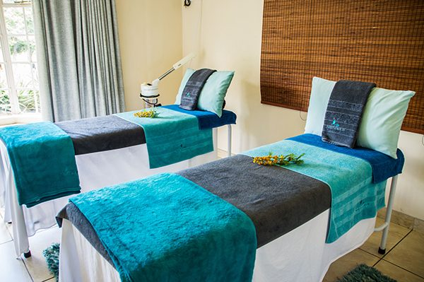 Massage Room at House of Asante Spa