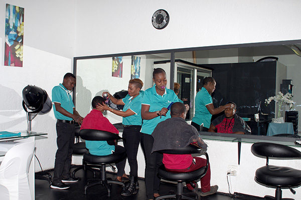 Hair salon Asante Spa Polokwane