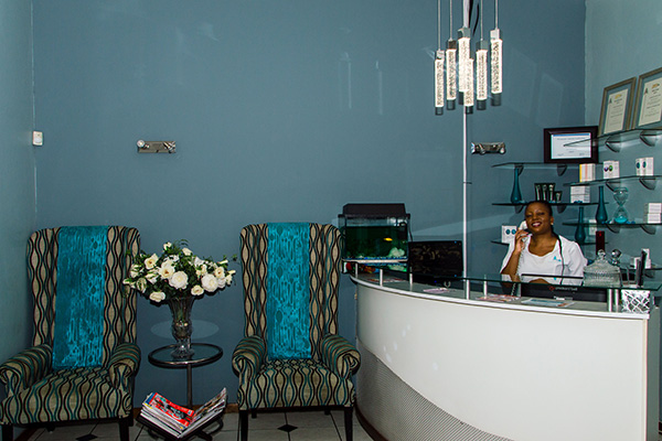 Receptionist at House of Asante Spa Polokwane